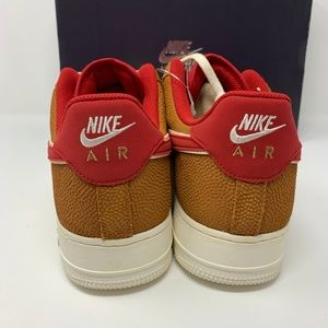 size 40 78ff5 fd3dc Nike Shoes - NIKE AIR FORCE 1 07 LV8 TAWNY BROWN